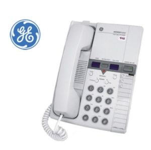 GE ANSWER PHONE SERIES WITH 12 NUMBER